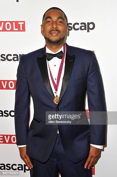 Producer Ousala 'Prestley Snipes' Aleem attends the 29th Annual ASCAP Rhythm and Soul Music Awards at the Beverly Wilshire Four Seasons Hotel on June...