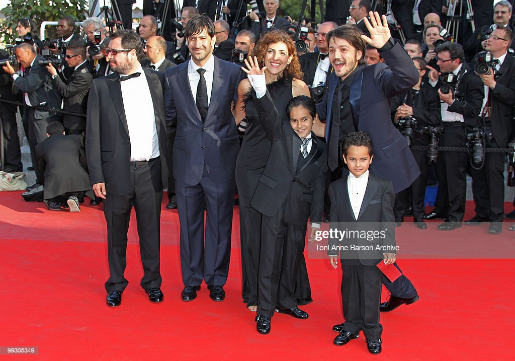 "63rd Annual Cannes Film Festival - ""Abel"" Premiere"