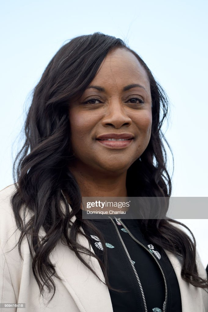 Producer Pat Houston attends the photocall for the 'Whitney' during the 71st annual Cannes Film Festival at Palais des Festivals on May 17, 2018 in Cannes, France.