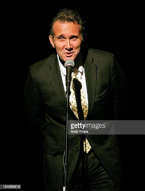 Producer Patrick Gimenez attends the premiere of ''RIF'' during the 2011 In French with English Subtitles film festival opening gala at the Florence...