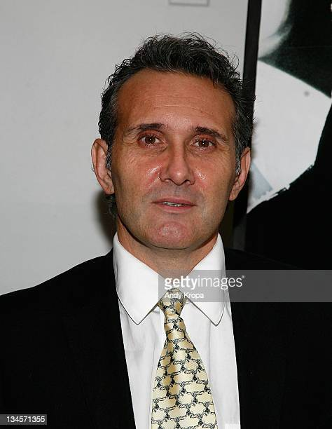 Producer Patrick Gimenez attends the RIF premiere during the 2011 In French with English Subtitles film festival opening gala at the Florence Gould...