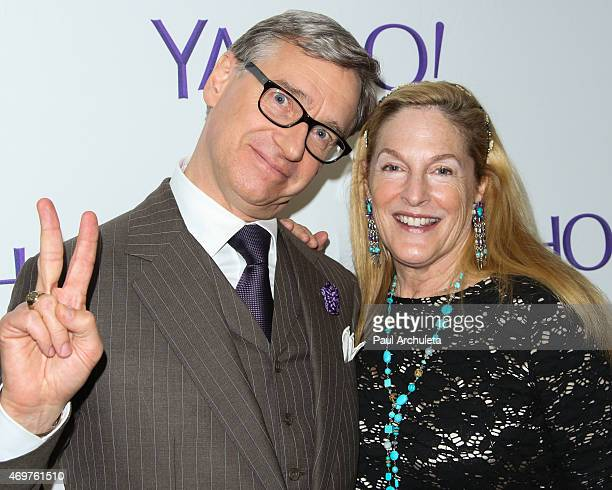 """Producer Paul Feig attends the launch party for Paul Feig's new show """"Other Space"""" at The London on April 14, 2015 in West Hollywood, California."""