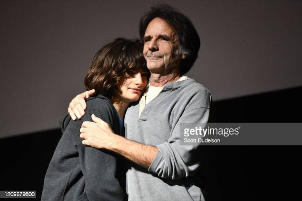 Producer Paul Rock attends the Wild Honey Foundation's benefit for Autism Think Tank at Alex Theatre on February 29 2020 in Glendale California