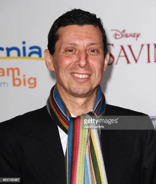 Producer Paul Trijbits attends the premiere of Saving Mr Banks at Walt Disney Studios on December 9 2013 in Burbank California