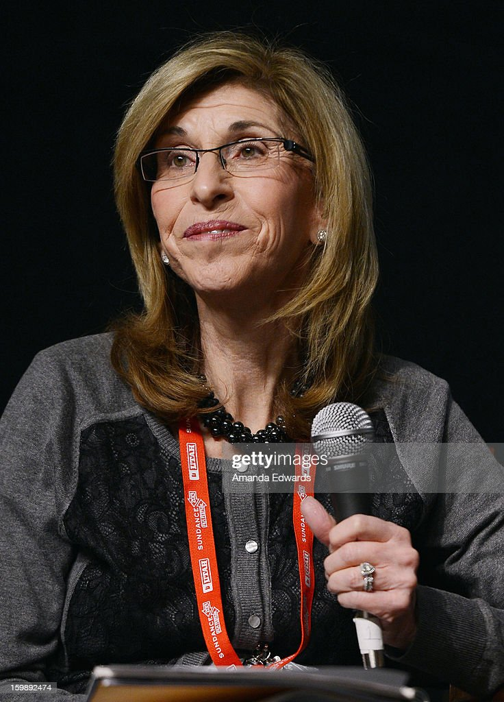 Producer Paula Apsell attends the Once Upon A Quantum Symmetry: Science In Cinema Panel at Egyptian Theatre during the 2013 Sundance Film Festival on January 22, 2013 in Park City, Utah.