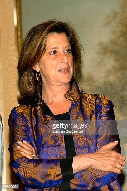 Producer Paula Weinstein attends Senator Barbara Boxer's Women Making History Honors Annette Bening at the St Regis Hotel on April 30 2004 in Century...