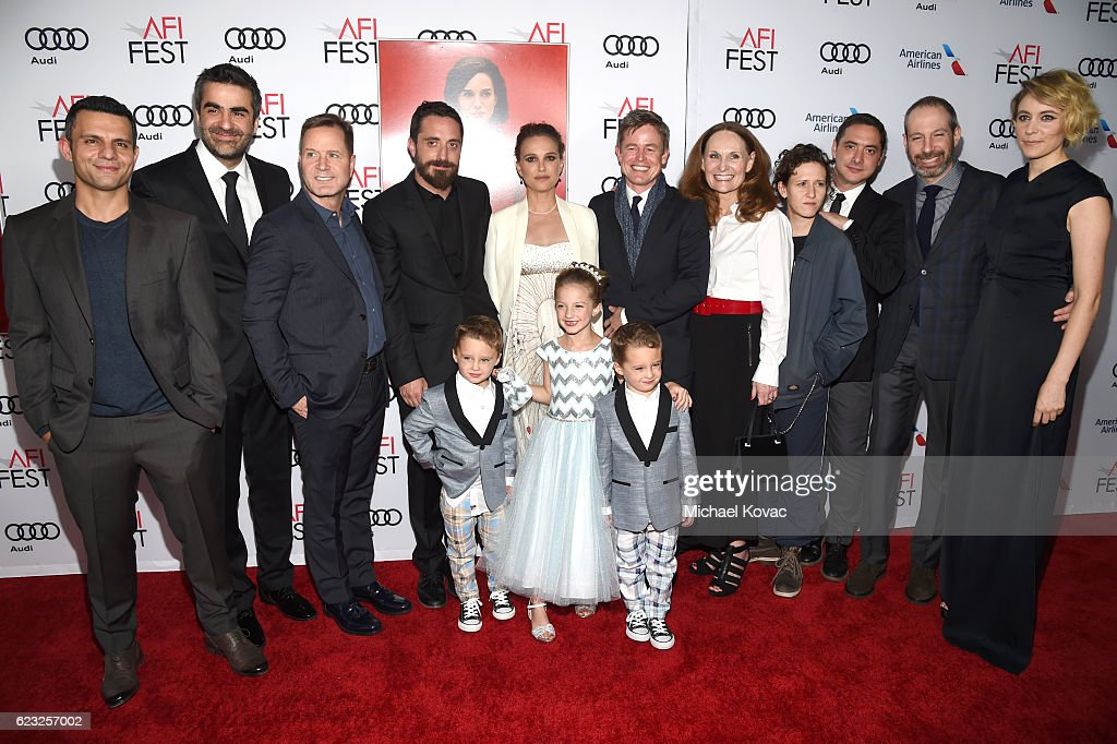"AFI FEST 2016 - Premiere Of ""Jackie"" - Red Carpet"