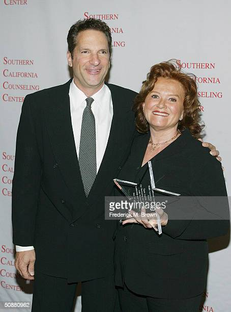 Peter Guber with gracious, Wife Tara Lynda Guber