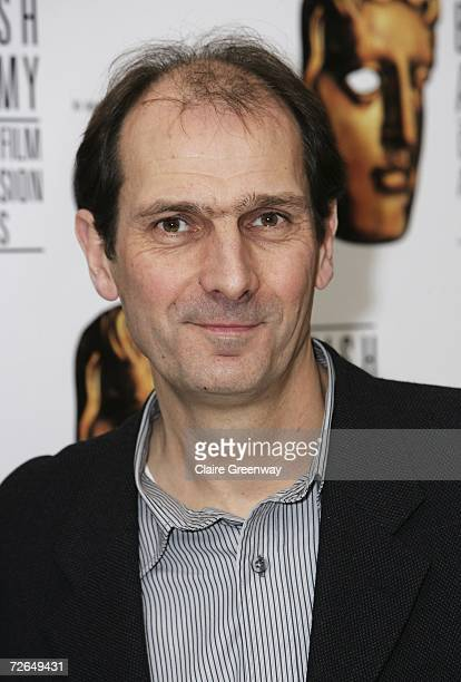 Producer Peter Lord arrives at the 11th British Academy Children's Film Television Awards at the Park Lane Hilton hotel on November 26 2006 in London...