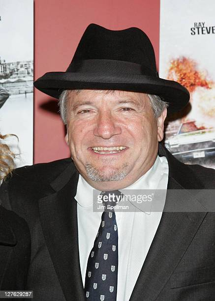 Producer Peter Miller attends the premiere of Kill the Irishman at Landmark's Sunshine Cinema on March 7 2011 in New York City