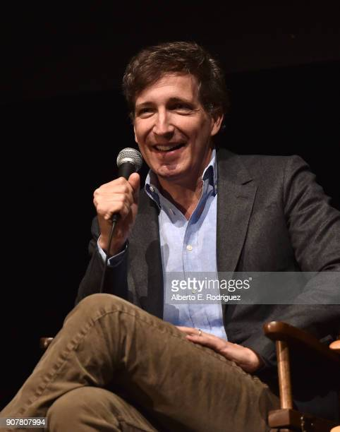 Producer Peter Spears attends the 29th Annual Producers Guild Awards Nominees Breakfast at the Saban Theater on January 20 2018 in Los Angeles...