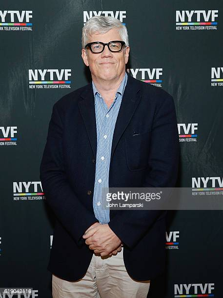 Producer Peter Tolan attends Development Day Panels during the 12th Annual New York Television Festival at Helen Mills Theater on October 29 2016 in...