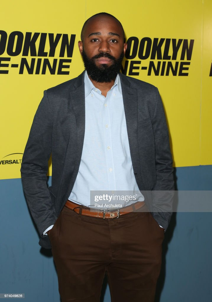 Producer Phil Augusta Jackson attends Universal Television's FYC of 'Brooklyn Nine-Nine' at UCB Sunset Theater on June 13, 2018 in Los Angeles, California.