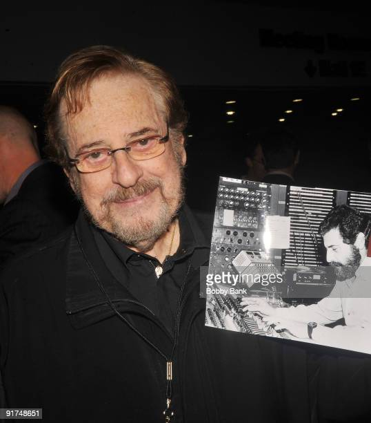 Producer Phil Ramone attends the 127th Audio Engineering Society Convention at The Javits Center on October 10, 2009 in New York City.