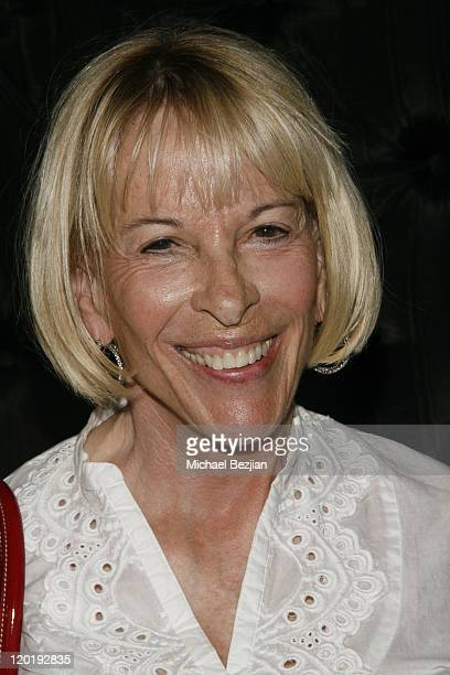 Producer Polly Platt attends the Green Means Go Event on April 12 2008 in Los Angeles California