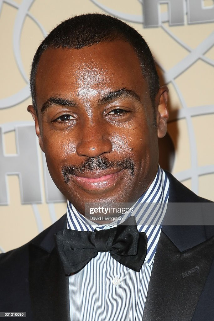 Producer Prentice Penny arrives at HBO's Official Golden Globe Awards after party at the Circa 55 Restaurant on January 8, 2017 in Los Angeles, California.