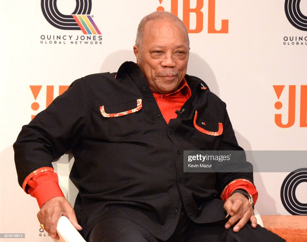 JBL Fest 2017 - Quincy Jones in the Studio