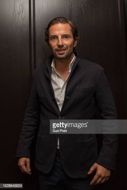 Producer Quinn Berg poses for a photo at the Sony Pictures Classics TIFF Celebration Dinner at Morton's on September 8, 2018 in Toronto, Canada.