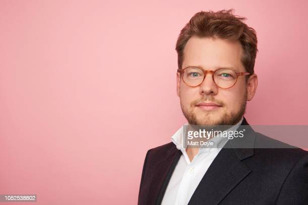 Producer Quirin Schmidt of Pagan Peak poses for a portrait during the 2018 Tribeca TV Festival on September 21 2018 in New York City