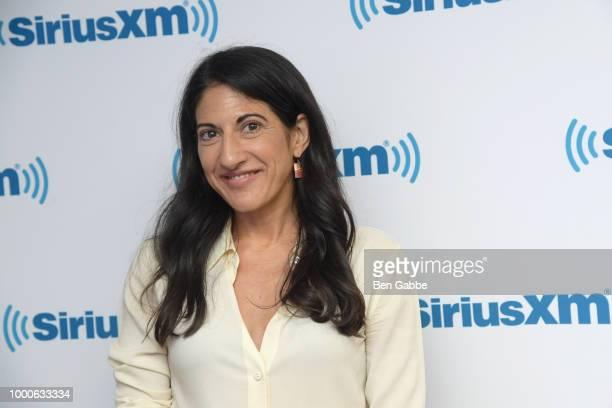 TV producer Rachel Dretzin visits SiriusXM Studios on July 17 2018 in New York City