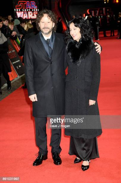 Producer Ram Bergman attends the European Premiere of 'Star Wars The Last Jedi' at Royal Albert Hall on December 12 2017 in London England