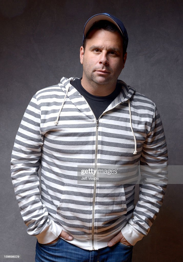 Producer Randall Emmett poses for a portrait during the 2013 Sundance Film Festival at the WireImage Portrait Studio at Village At The Lift on January 18, 2013 in Park City, Utah.