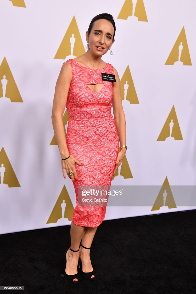 Producer Raphaela Neihausen attends the 89th Annual Academy Awards Nominee Luncheon at The Beverly Hilton Hotel on February 6, 2017 in Beverly Hills, California.