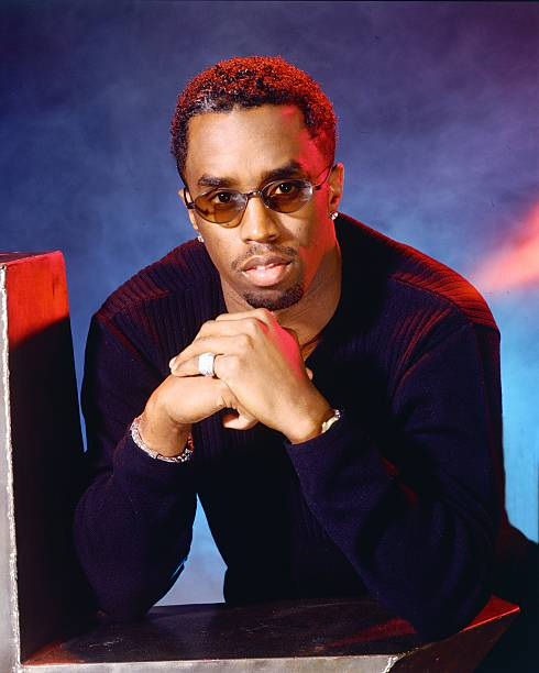 Diddy Portrait Session