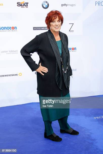 Producer Regina Ziegler attends the summer party 2017 of the German Producers Alliance on July 12 2017 in Berlin Germany