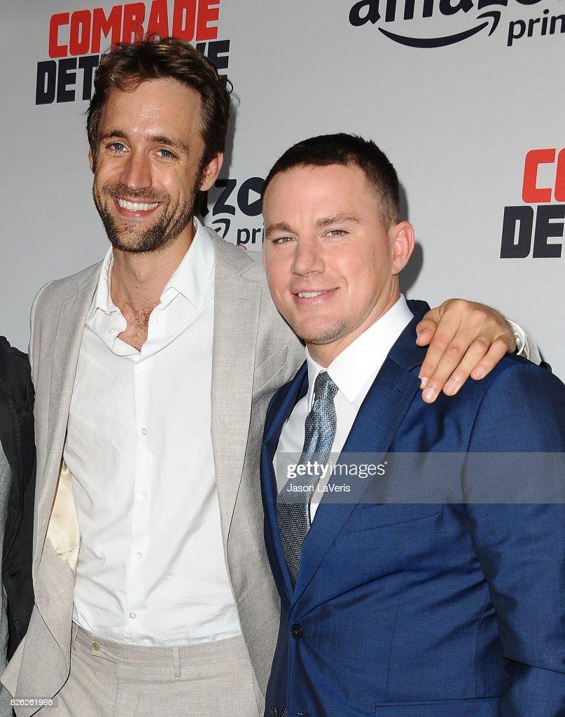 "Premiere Of Amazon's ""Comrade Detective"" - Arrivals"