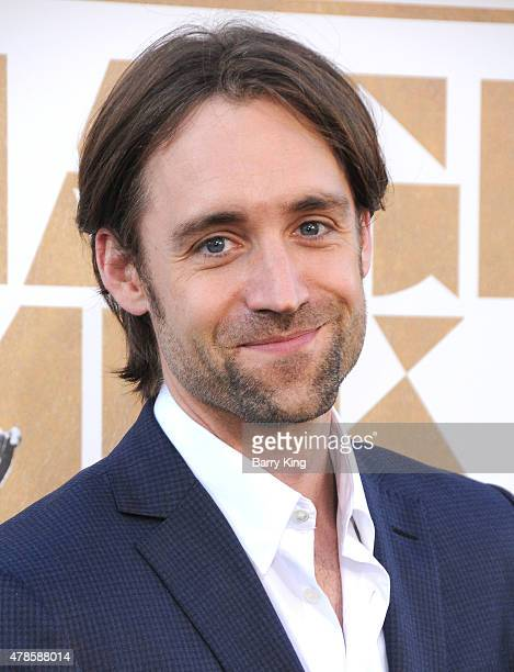 Producer Reid Carolin arrives at the Los Angeles World Premiere of Warner Bros Pictures 'Magic Mike XXL' at TCL Chinese Theatre on June 25 2015 in...