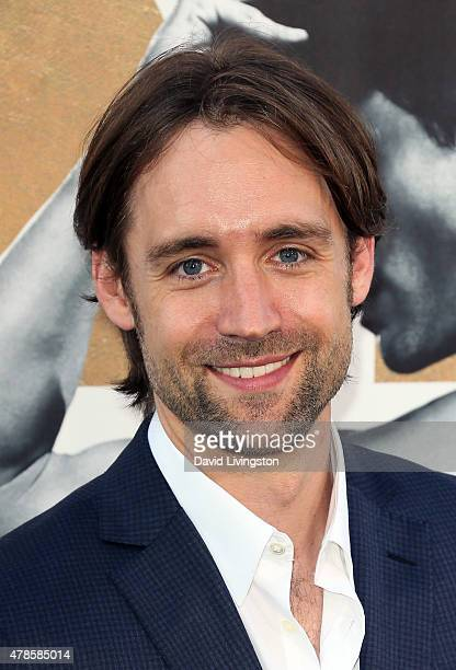 Producer Reid Carolin attends the premiere of Warner Bros Pictures' Magic Mike XXL at the TCL Chinese Theatre IMAX on June 25 2015 in Hollywood...