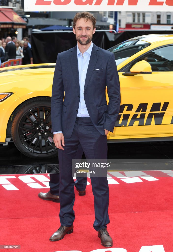 'Logan Lucky' UK Premiere - Red Carpet Arrivals