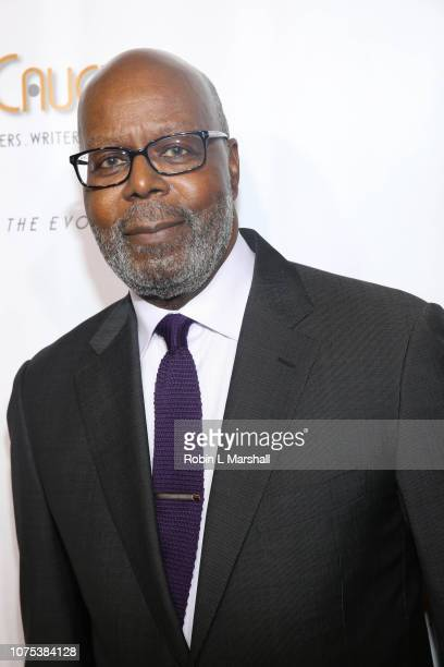Producer Reuben Canon attends the 36th Annual Caucus Awards Dinner at Skirball Cultural Center on November 30 2018 in Los Angeles California