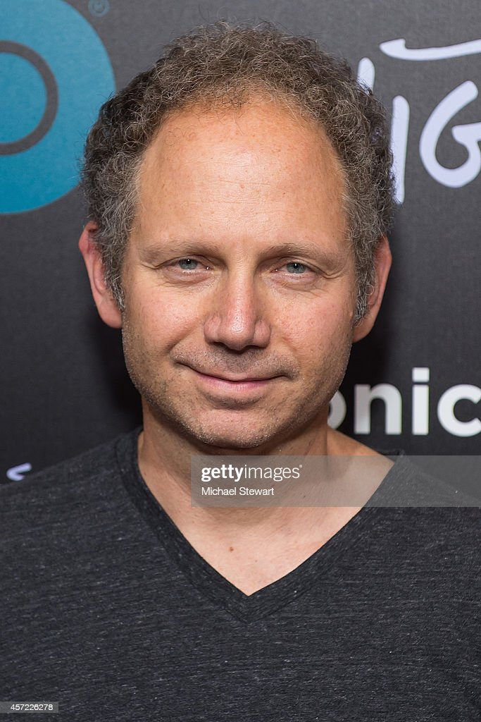 Producer Rob Burnett attends 'Foo Fighters: Sonic Highways' New York Premiere at Ed Sullivan Theater on October 14, 2014 in New York City.