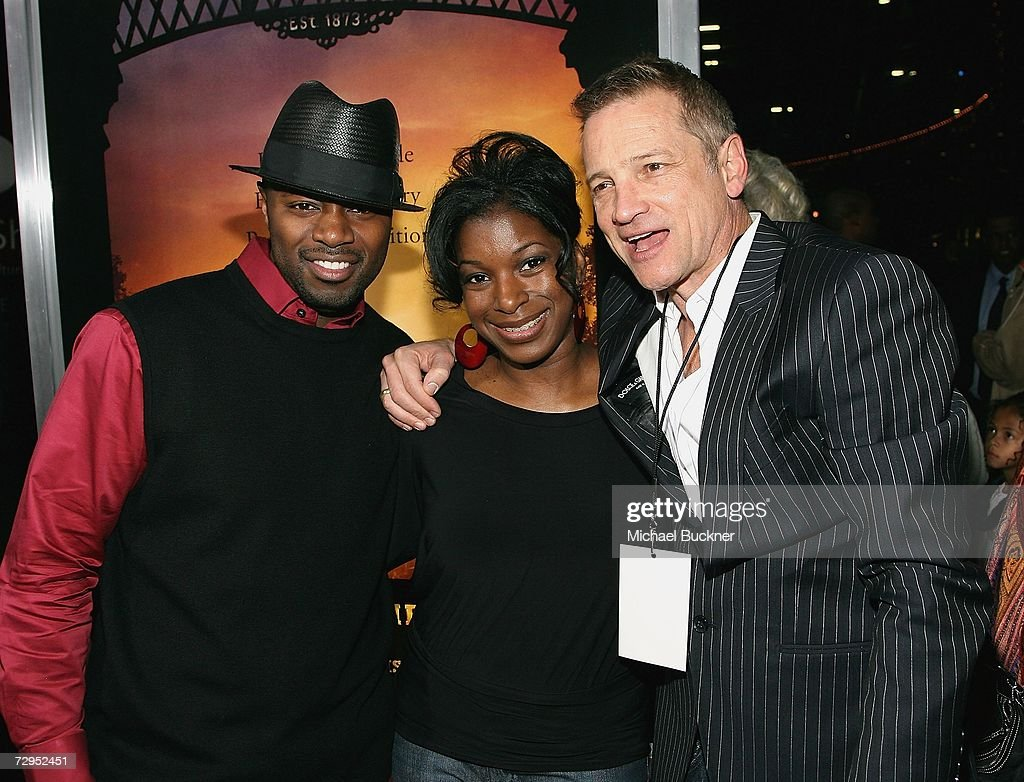 World Premiere Of 'Stomp The Yard' - Arrivals : News Photo