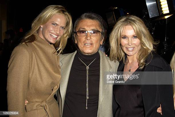 Producer Robert Evans and wife and producer Christine ForsythPeters