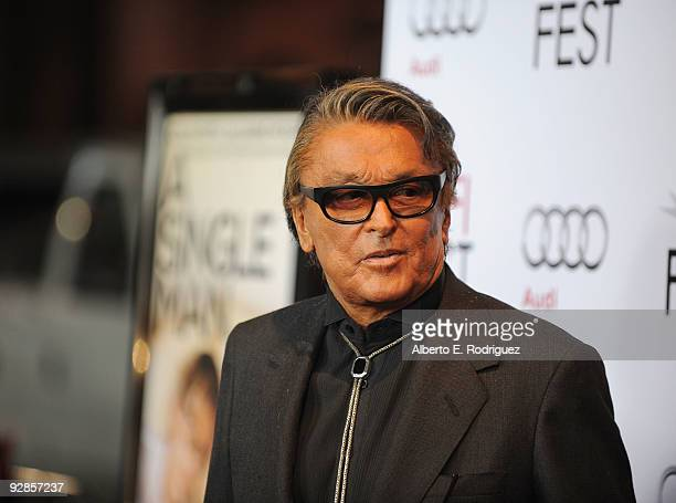 Producer Robert Evans arrives at the AFI FEST 2009 screening of the Weinstein Company's A Single Man on November 5 2009 in Hollywood California