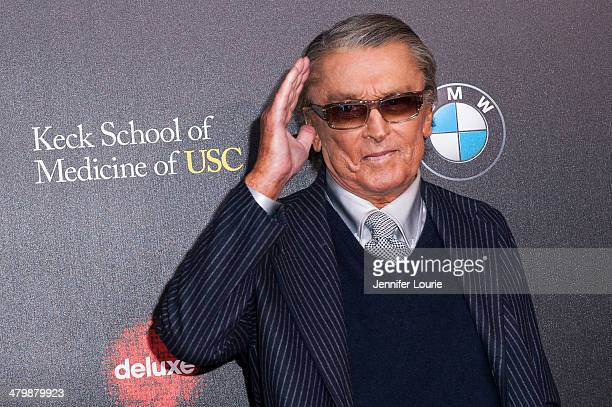 Producer Robert Evans attends the 2nd Annual Rebel With A Cause Gala hosted at the Paramount Studios on March 20, 2014 in Hollywood, California.
