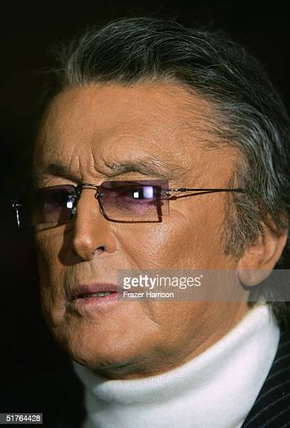 Producer Robert Evans attends The Academy of Motion Picture Arts and Sciences' 30th anniversary screening of Best Picture Nominee Chinatown presented...