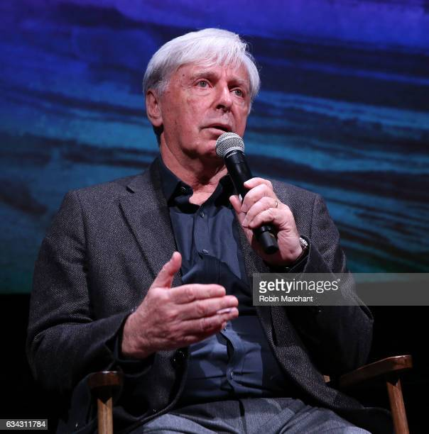 Producer Robert Magid attends Eyeless In Gaza NYC Premiere Screening QA Panel on February 8 2017 in New York City