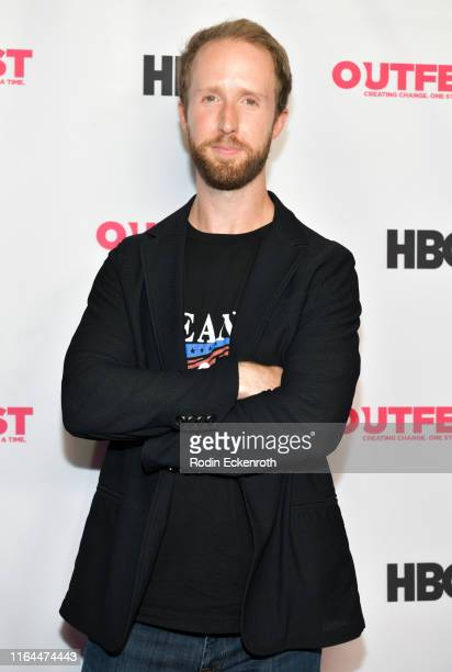 Producer Robert Reed Peterson attends the 2019 Outfest Los Angeles LGBTQ Film Festival screening of Bit at TCL Chinese 6 Theatres on July 26 2019 in...