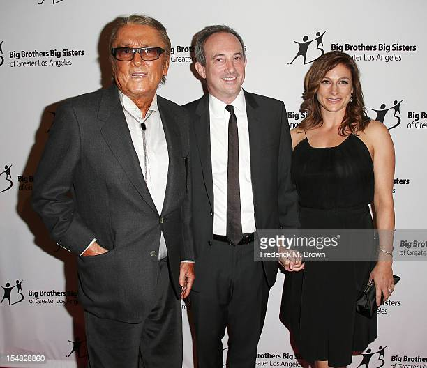 Producer Robert Walker Dr David Agus and Amy Povich attend Big Brothers Big Sisters Of Greater Los Angeles 2012 Rising Stars Gala at The Beverly...