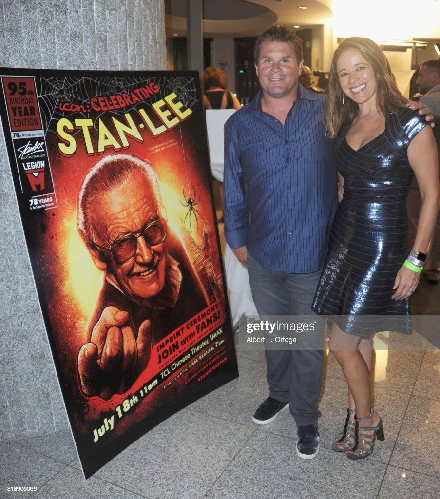 Stan Lee 95th Birthday House Party