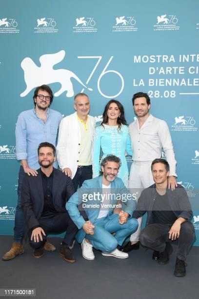 Producer Rodrigo Teixeira, Director Olivier Assayas, Penélope Cruz, Edgar Ramírez Wagner Moura, Leonardo Sbaraglia and Gael García Bernal attend...
