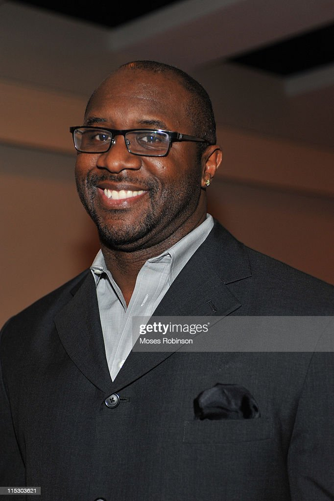 Producer Roger Bobb attends Devyne Stephens' 2009 annual Christmas gala at the Atlanta History Center on December 22, 2009 in Atlanta, Georgia.
