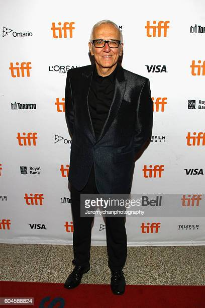 Producer Roger Frappier attends the 'Two Lovers And A Bear' Premiere held at The Elgin Theatre during the Toronto International Film Festival on...