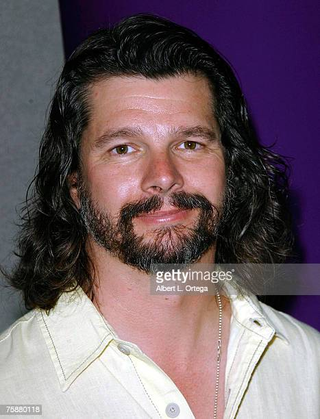 """Producer Ron Moore of """"Battlestar Galactica"""" attends the 2007 Comic-Con International on July 27, 2007 at the San Diego Convention Center in San..."""