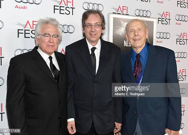Producer Ron Yerxa writer Bob Nelson and actor Rance Howard attend the screening of 'Nebraska' during AFI FEST 2013 presented by Audi at TCL Chinese...