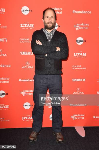 Producer Ross Tuttle attends the 'Crime And Punishment' Premiere during the 2018 Sundance Film Festival at The Ray on January 19 2018 in Park City...